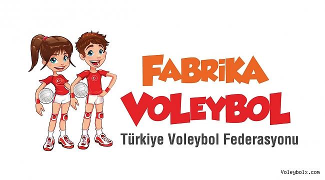 Fabrika Voleybol Yeni Okulunu Konya-Akşehir'de Mini Voleybol Şenliği İle Açılıyor
