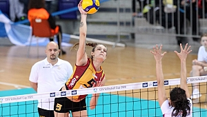 Galatasaray HDI Sigorta, Chemik Police'ye 3-1 Mağlup Oldu
