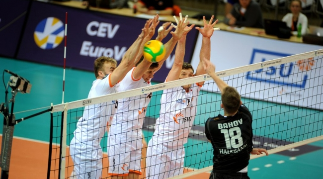 Halkbank, Jastrzebski Wegiel'e 3-0 Mağlup Oldu
