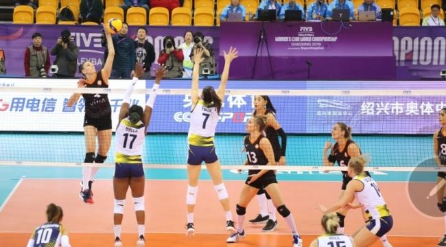 Imoco Volley Conegliano - Eczacıbaşı VitrA: 3-1