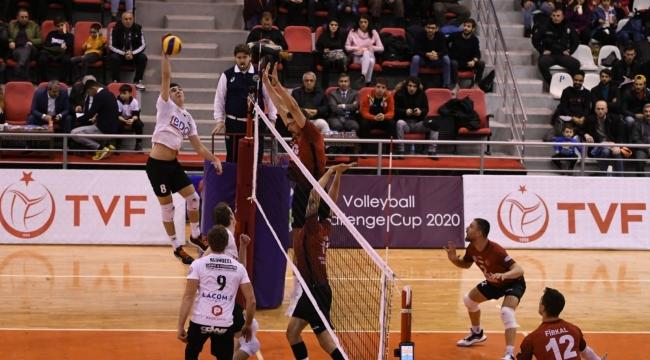 Tokat Bld. Plevne, Leuven'e 3-0 Mağlup Oldu