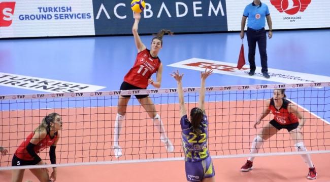 Türk Hava Yolları, Ibsa Palmas'ı 3-0 Mağlup Etti