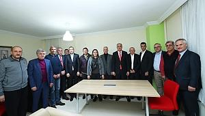 TVOLAF Ofisi Ankara'da Hizmete Açıldı