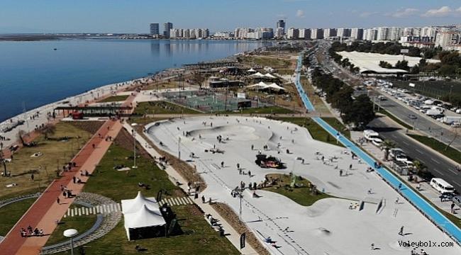 2020 CEV U18 Plaj Voleybolu Avrupa Şampiyonası İzmir'de Yapılacak