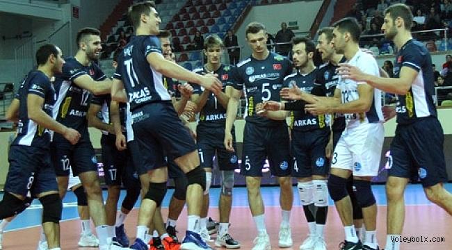 Arkas Spor Sorgun Belediye'yi konuk ediyor