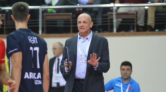 Arkas Spor Teknik Direktörü Hoag'ın olimpiyat gururu