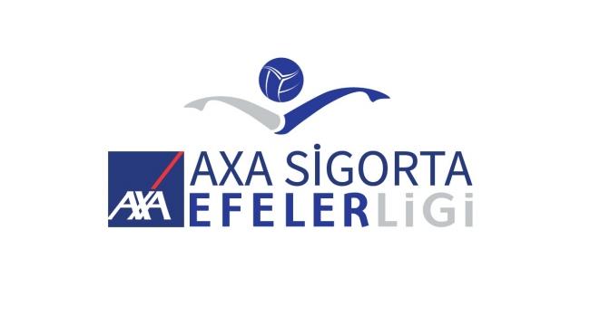 AXA Sigorta Efeler Ligi'nde 15, 16 ve 17. Haftanın Maç Programı Açıklandı