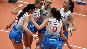 Dinamo Moskova, Odintsovo'yu 3-1 ile geçti