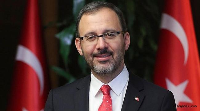 Gençlik ve Spor Bakanı Kasapoğlu, Filenin Sultanları'nı tebrik etti
