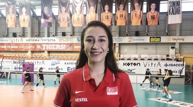 Hande Baladın: Olimpiyata katılan takımları korkuttuğumuzu düşünüyorum