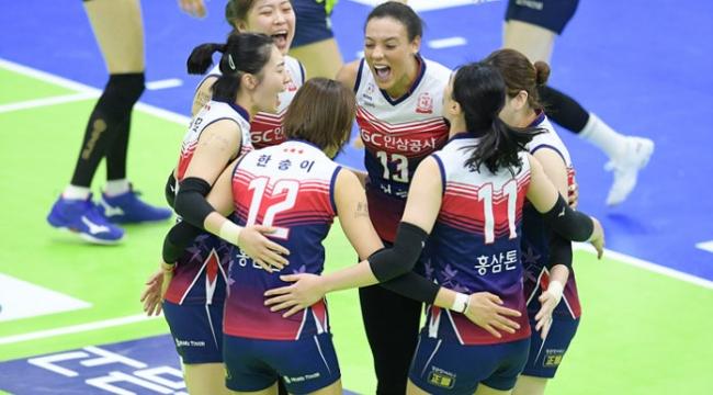 Kore'de 18. haftanın tüm maçları 3-2 sonuçlandı