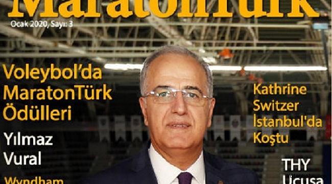 MaratonTürk Magazin Ocak / 2020 yayında