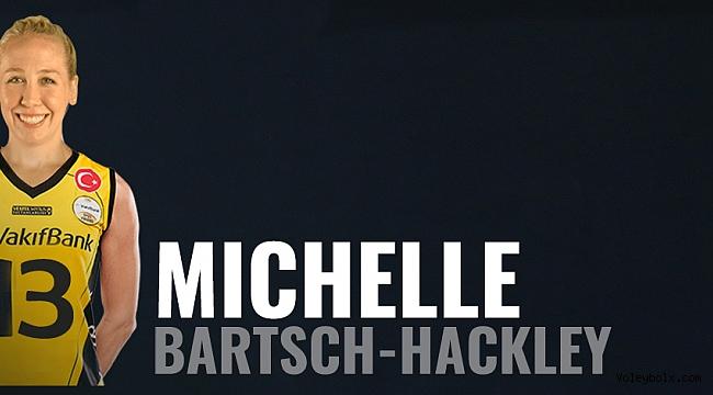 Michelle Bartsch-Hackley resmen VakıfBank'ta