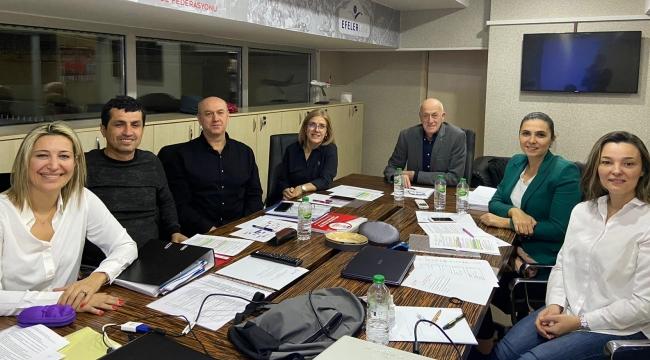TVF Eğitim Kurulu, 2020 Yılının İlk Toplantısını Yaptı