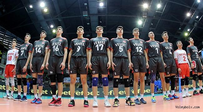 U18 Milli Takımımız, Balkan Şampiyonası'nda 2'de 2 Yaptı