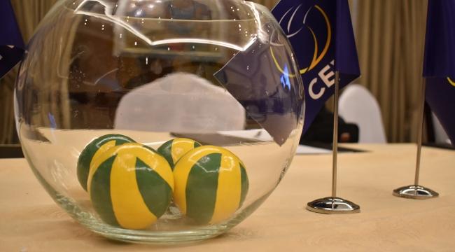 2020 CEV Şampiyonlar Ligi'nde Çeyrek Final Eşleşmeleri Belli Oldu