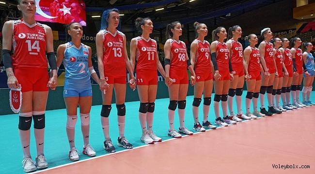 2020 Tokyo Olimpiyat Oyunları'ndaki Maç Programımız Belli Oldu