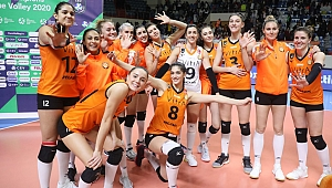 Eczacıbaşı VitrA, Şampiyonlar Ligi'nde Çeyrek Finalde