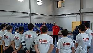 Fabrika Voleybol Yeni Okulunu Kocaeli'de Açtı