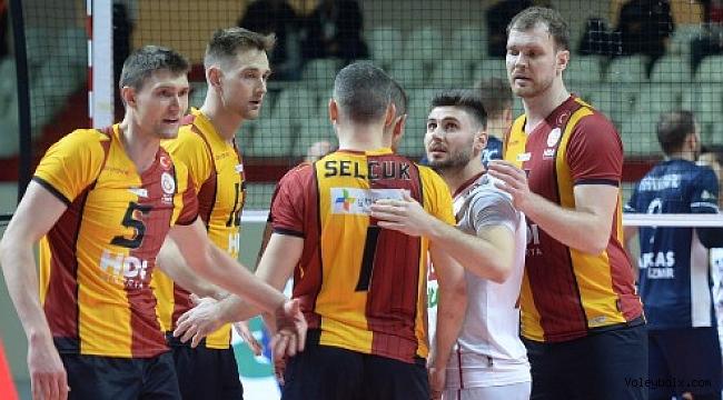 Galatasaray HDI Sigorta, CEV Kupası'nda Çeyrek Finale Yükseldi