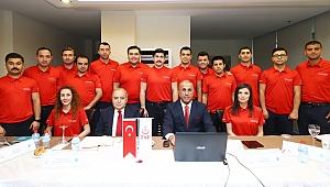 Ulusal Aday Hakem Kursu Ankara'da Başladı
