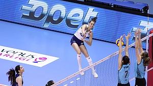 Vestel Venus Sultanlar Ligi'nde 18. Hafta, 2 Maç ile Başladı