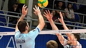 Zenit Kazan: 3, Halkbank: 1