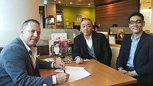 FIVB antrenör eğitmeni Sancak, Japonya'daki izlenimlerini paylaştı