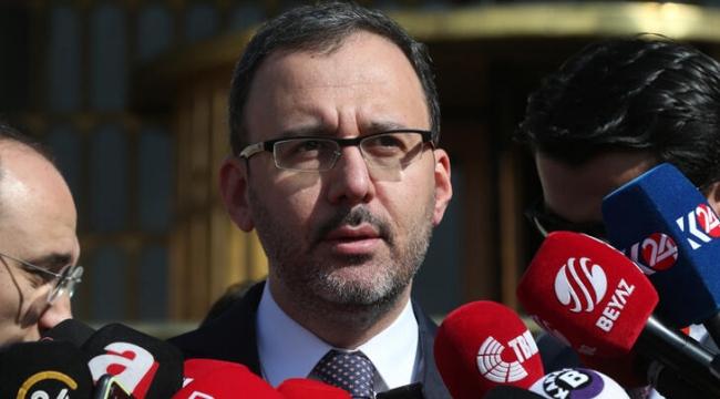 Gençlik ve Spor Bakanlığı'ndan kulüpleri rahatlatacak karar