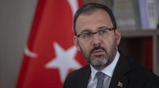 Bakan Kasapoğlu: Artık israfa müsamaha göstermeyeceğiz