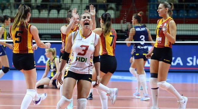 Galatasaray'da voleybol şubesi ile ilgili önemli karar