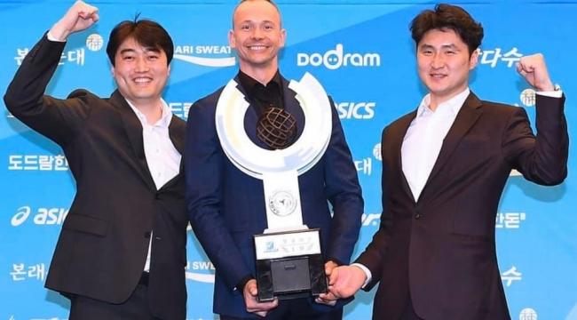 Güney Kore'de Şampiyon Wooricard Wibee