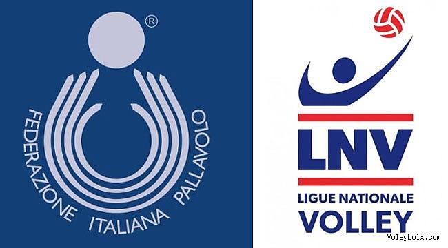 İtalya ve Fransa'da voleybol faaliyetleri sona erdi!...