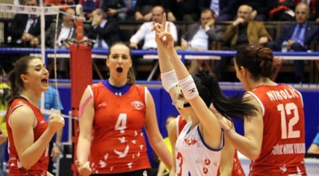 Aneta Havlickova, PVK Olymp Praha takımı ile anlaştı...