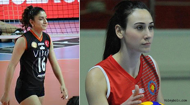 Arzum Tezcan ve Ceren Nur Domaç, Kuzeyboru'da...