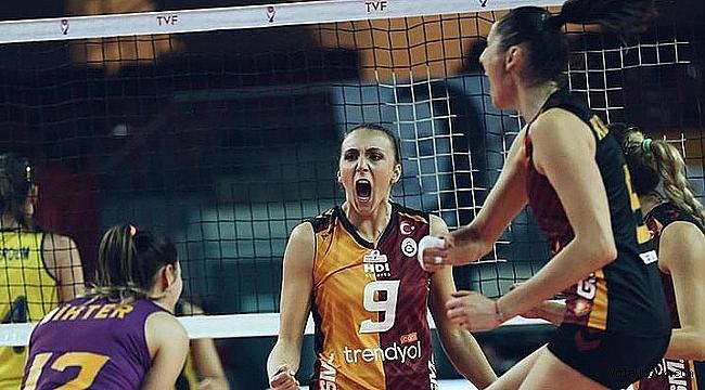 Aslı Kalaç'tan Galatasaray'a duygulandıran veda