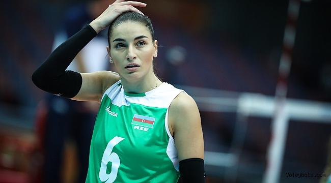 Ayshan Abdulazimova Sarıyer'de...
