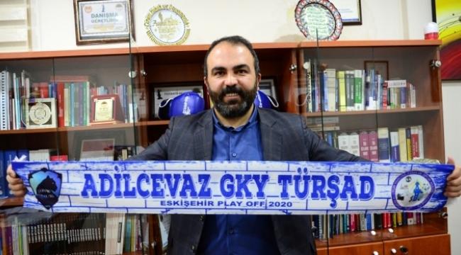 Gönüllülerin kurduğu voleybol takımı 1. Lig'e yükseldi