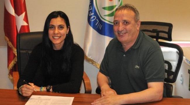 Merve Tanıl, Nilüfer Belediye Spor'da..