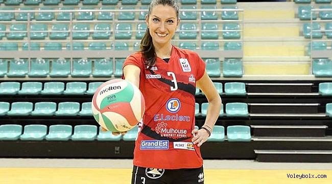 Olga Trach, 5 yıl sonra Fransa'da takım değiştirdi