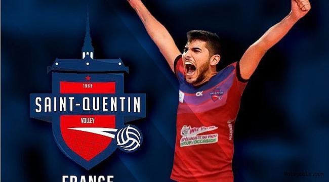 Saint-Quentin Volley'e Brezilyalı pasör