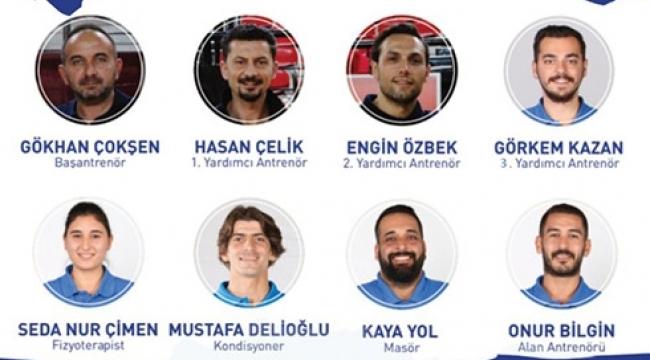 Sarıyer Belediyespor'da teknik ekip belli oldu