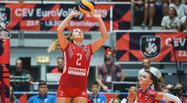 Slovak pasörün yeni takımı Bekescsabai Röplabda