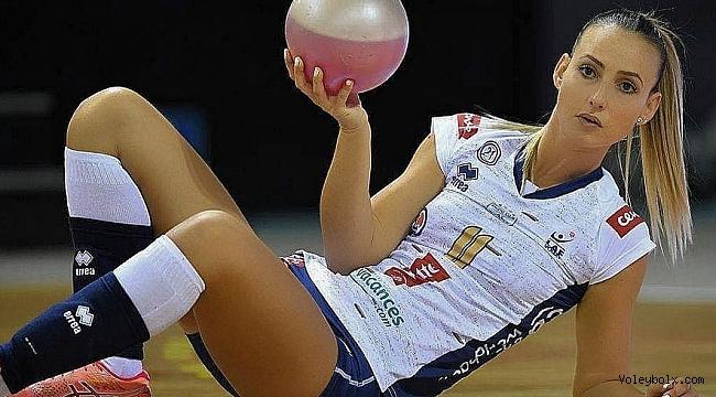 Tanja Grbic'in yeni takımı Pays d'Aix Venelles