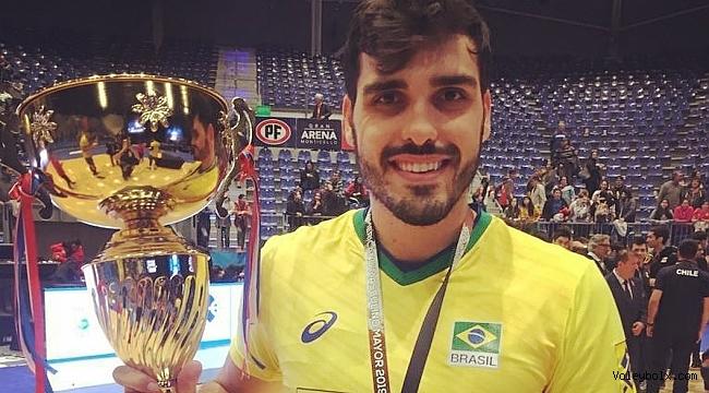 TFL Altekma'ya Brezilyalı smaçör