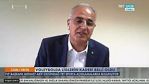 TVF Başkanı Üstündağ: