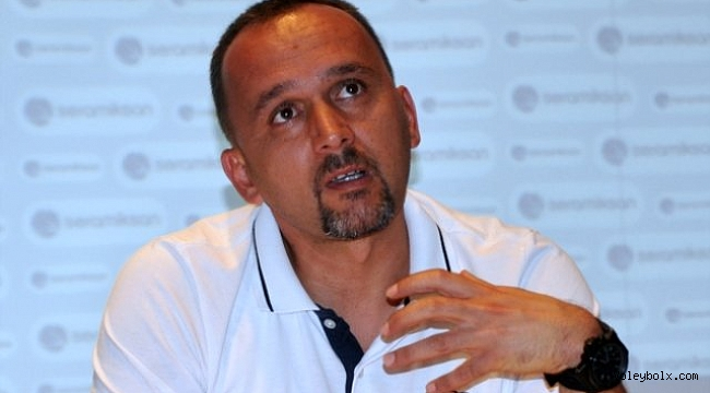 Ali Kamberoğlu Edremit Bld.'de..