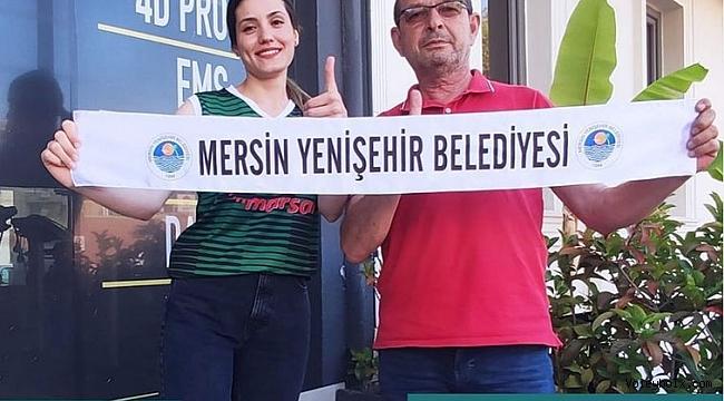 Mersin Yenişehir, Şeminur Dikmen ile anlaştı...