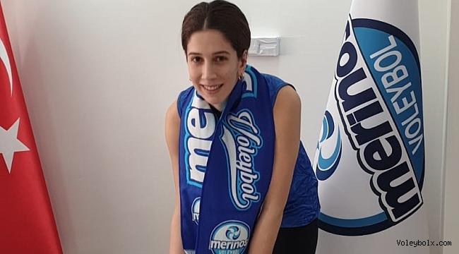 Merve Tanyel, yeni sezonda PTT'de..