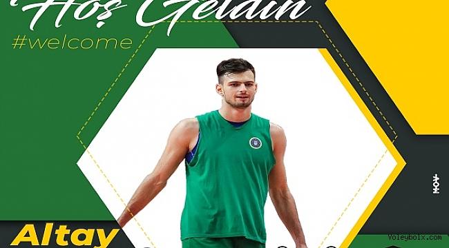 Solhan Spor Altay Mustafa Demirci ile anlaştı